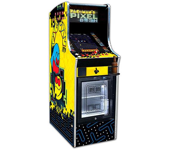 Pac-Man Pixel Bash Chill