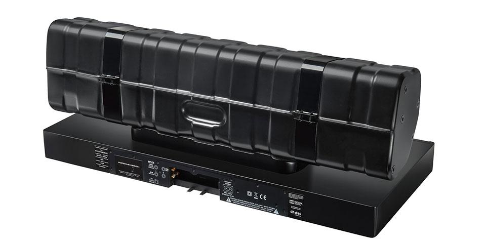 Porsche Design 911 Soundbar Black