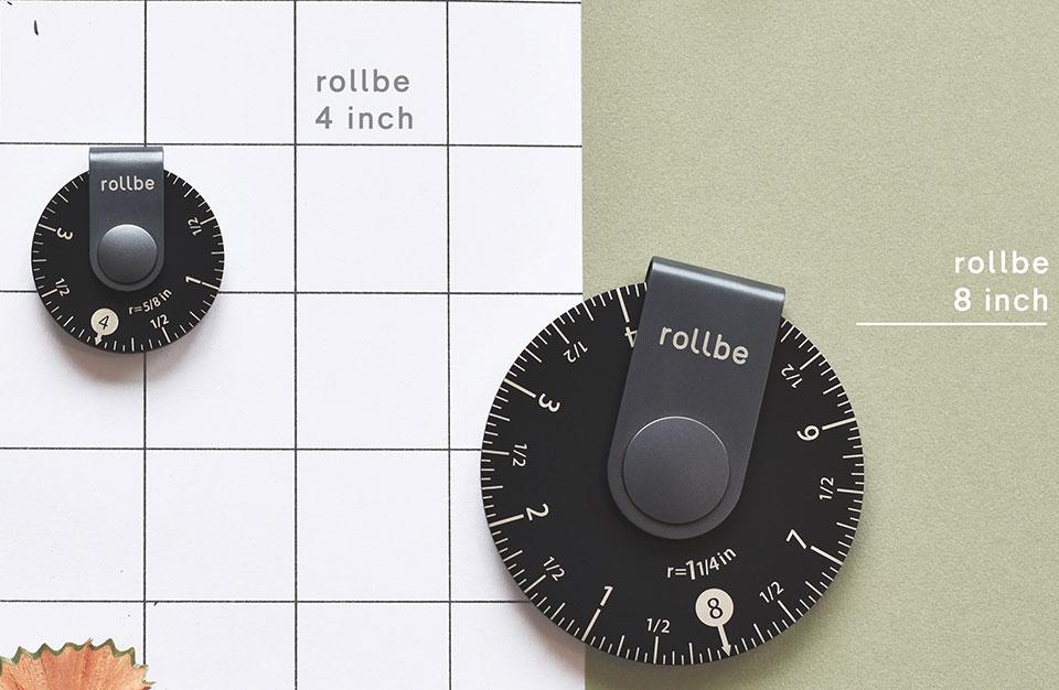 Rollbe Click Ruler