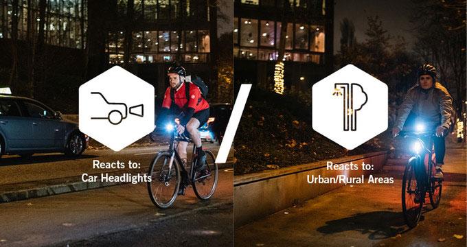 See.Sense Beam Bike Light