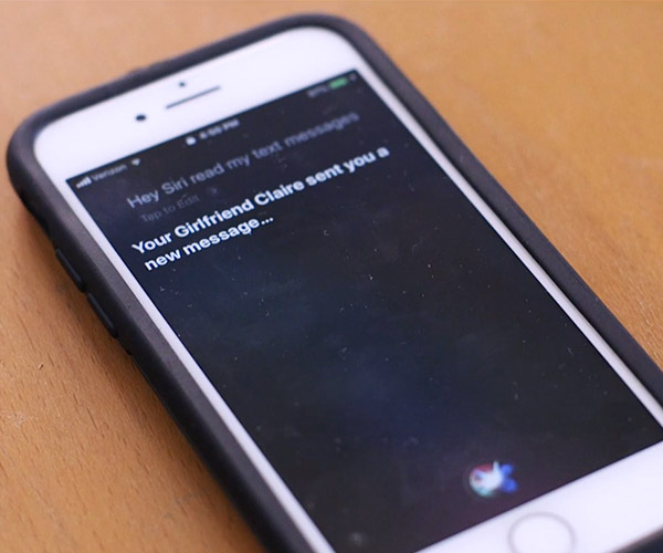 Siri Break Up