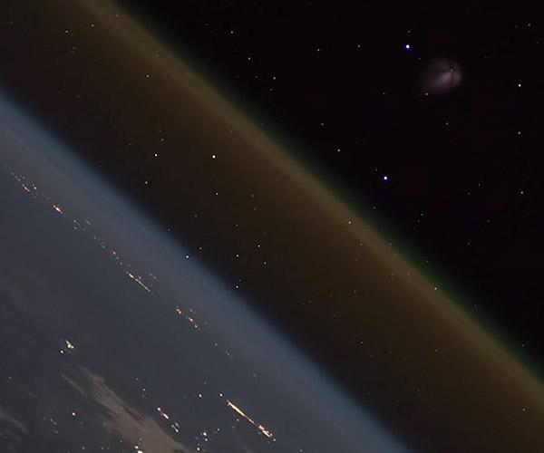 Soyuz Rocket Time-lapse
