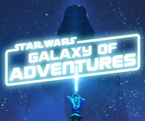 Star Wars Galaxy of Adventures (Trailer)