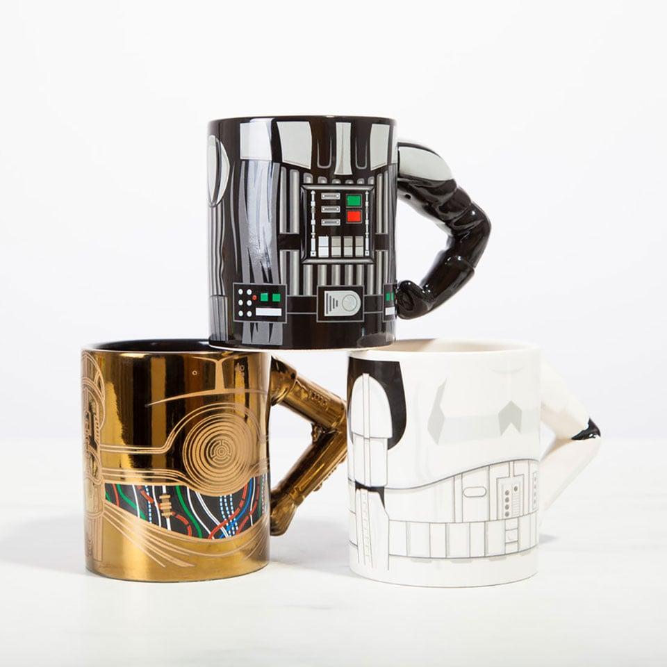 Star Wars & Marvel Meta Mugs