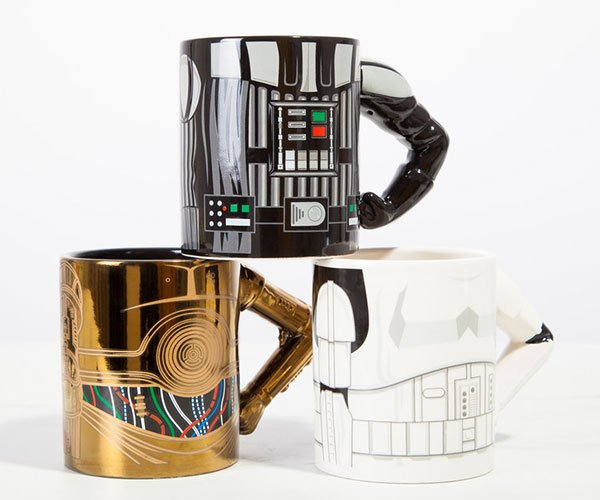 Star Wars & Marvel Meta Mugs