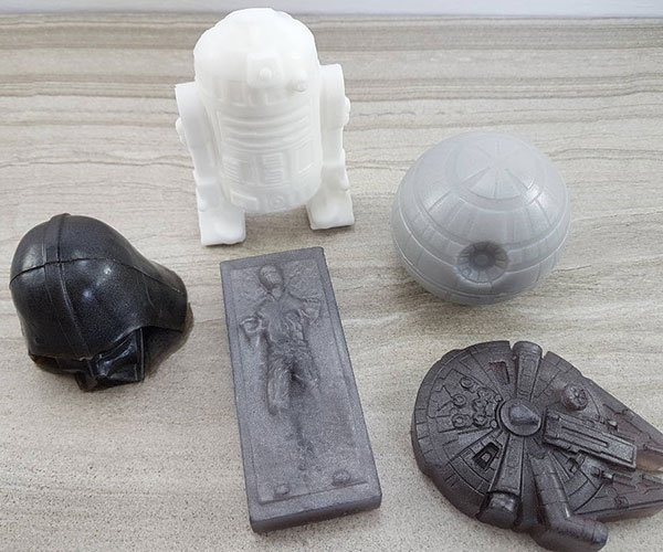 Star Wars Soaps