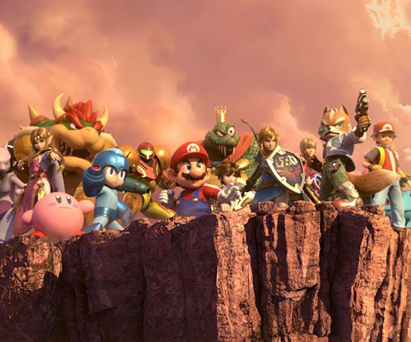 SSB Ultimate: World of Light