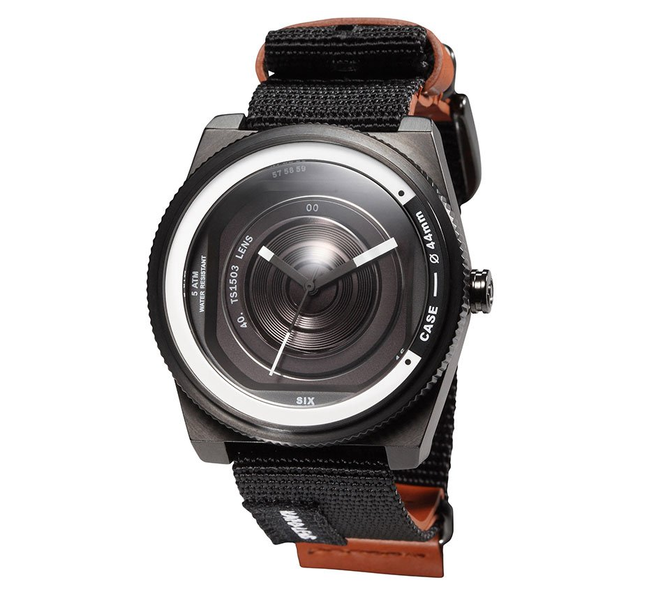 Tacs Nato Lens Watch