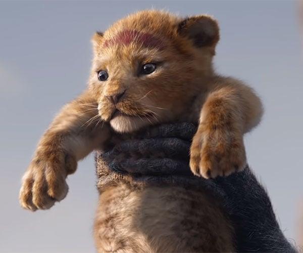 The Lion King (Teaser)