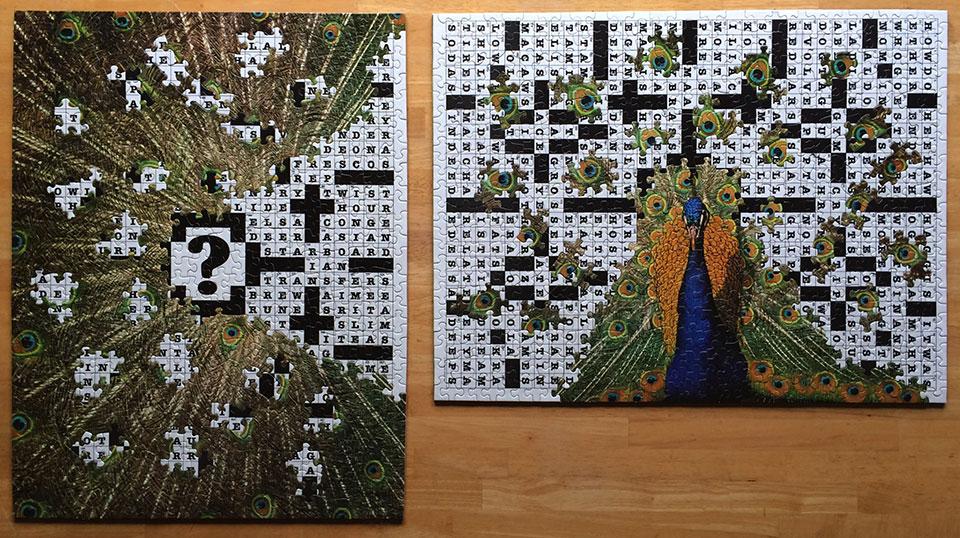 Tim Klein's Puzzle Montages