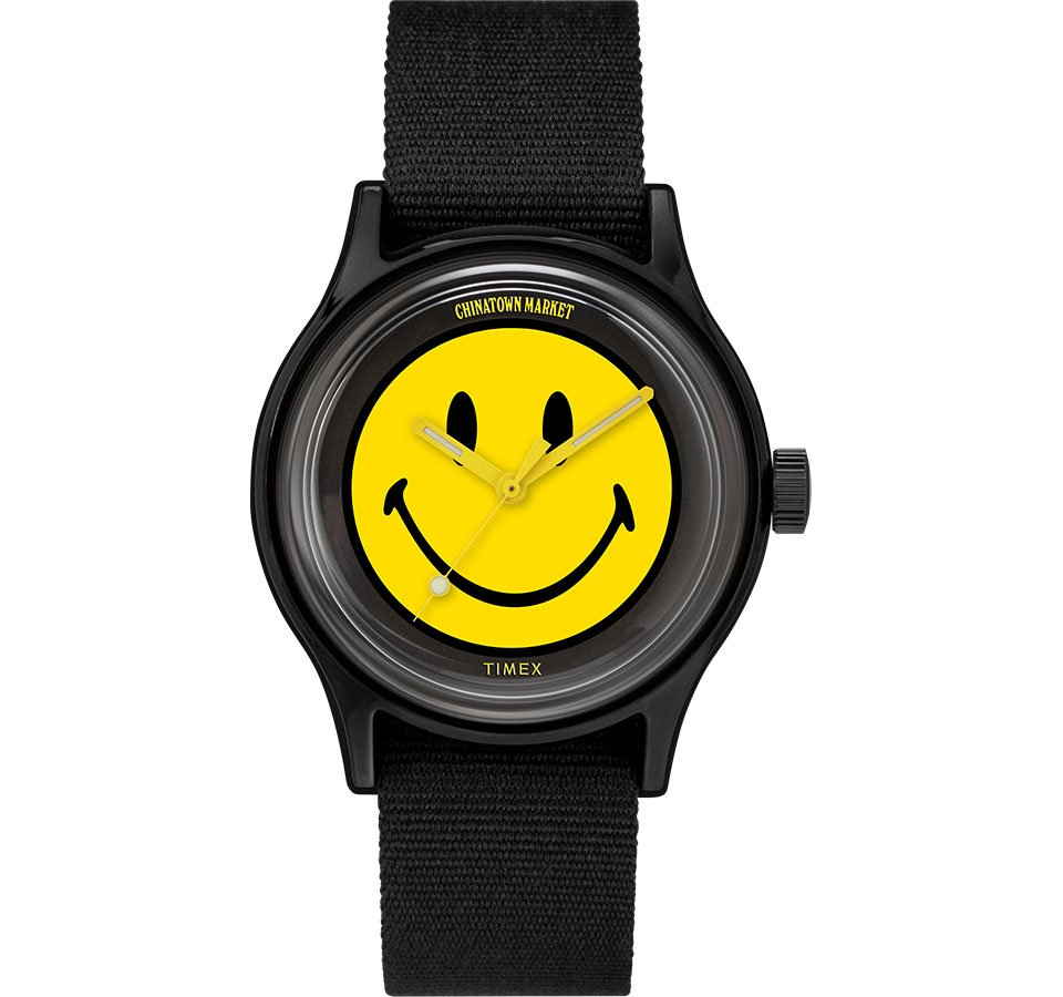 Timex Smiley Face Watch