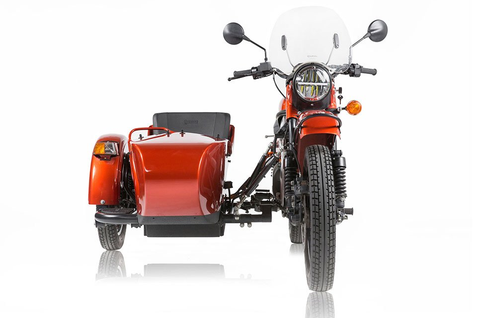 Ural Electric Motorcycle