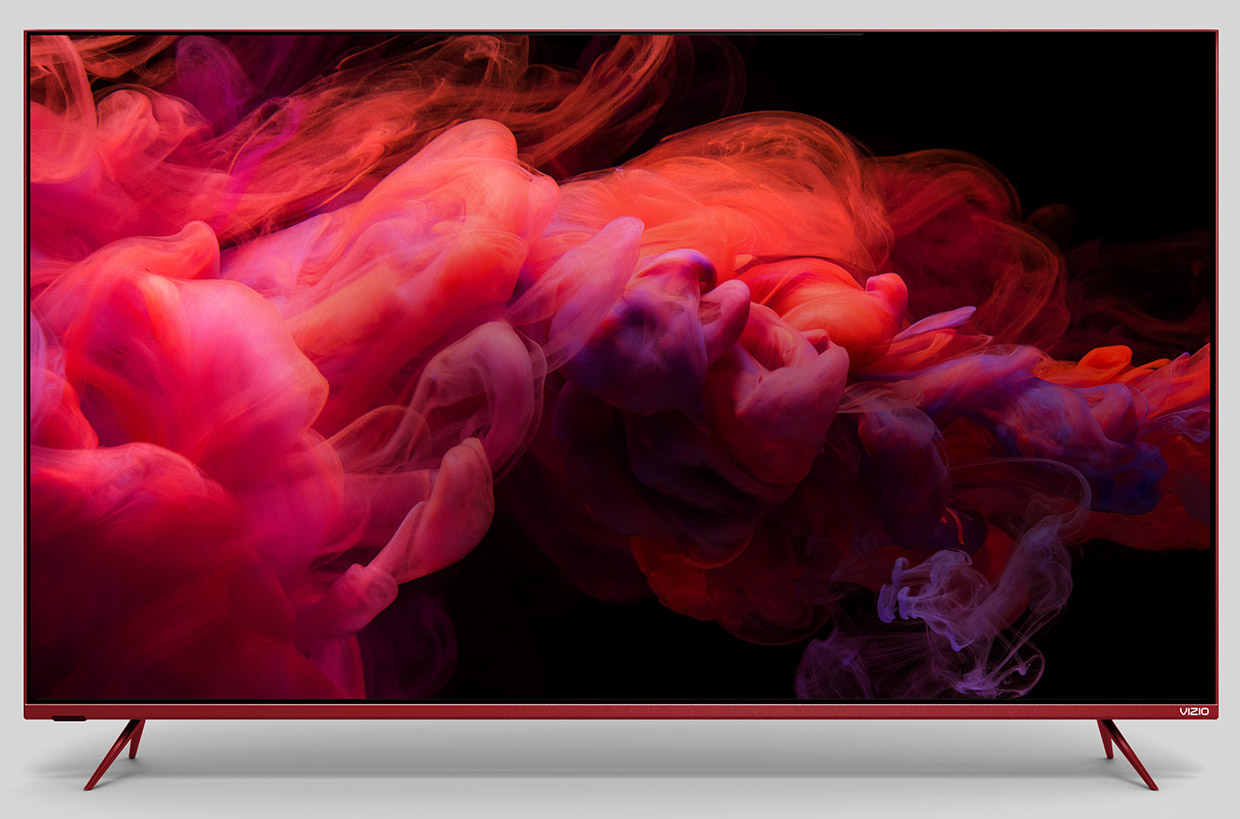 Vizio (RED) Edition TV