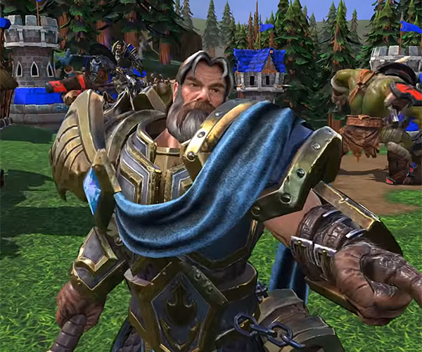 Warcraft III: Reforged (Trailer)