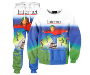 Welcome to the Internet Tracksuit