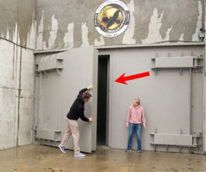 Inside a Luxury Doomsday Bunker