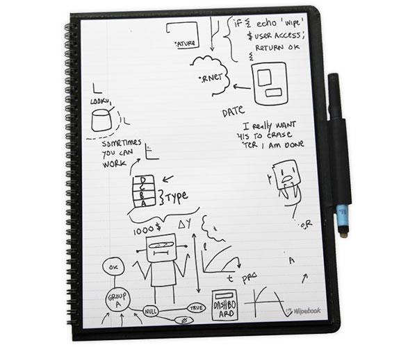 Wipebook Scan