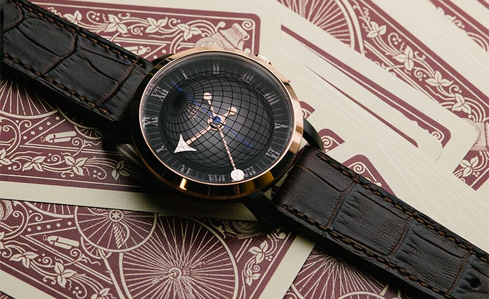 Xeric Atlasphere Watches