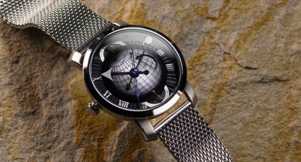 Xeric Atlasphere Watches