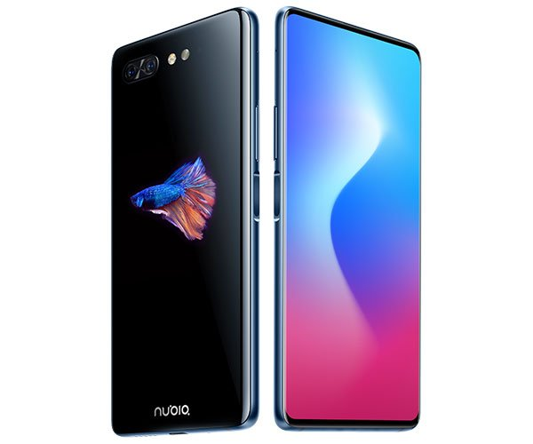 Nubia X Dual Screen Smartphone