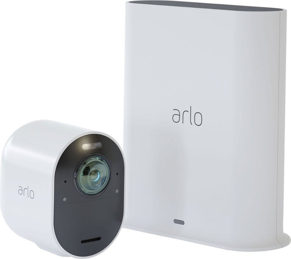 Arlo Ultra 4K Security Camera