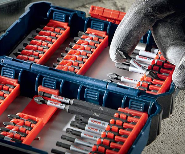 Bosch Impact Tough Drill Driver Set