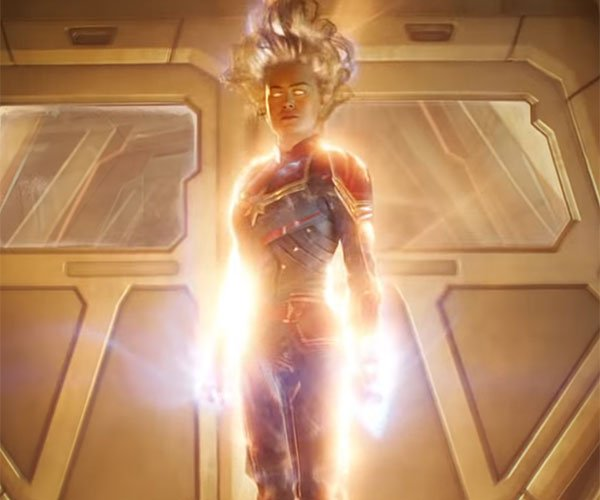 Captain Marvel (Trailer 2)