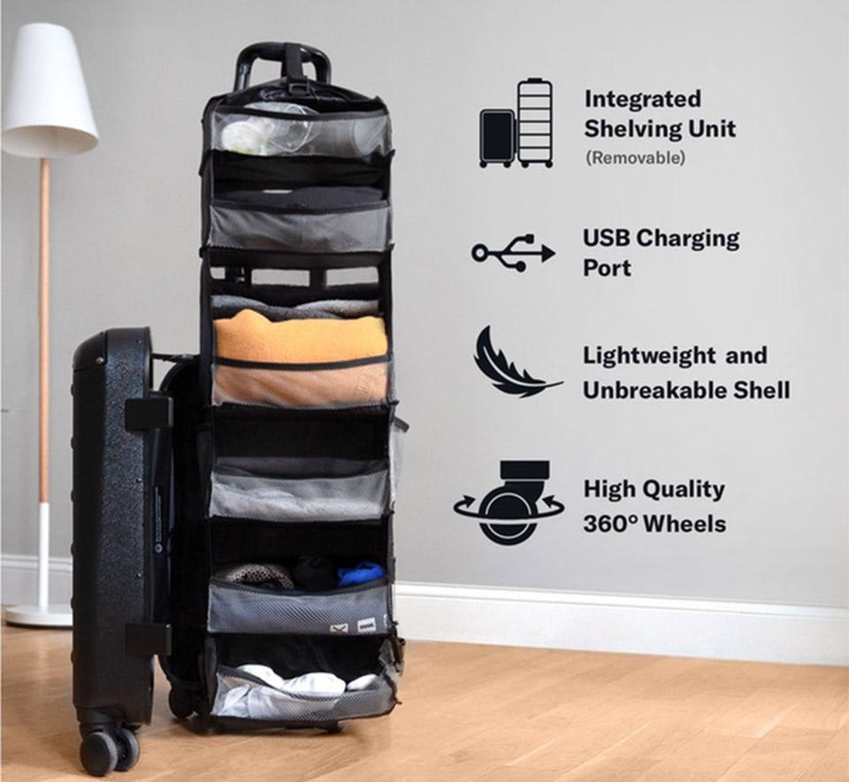 Carry-on Closet 2.0