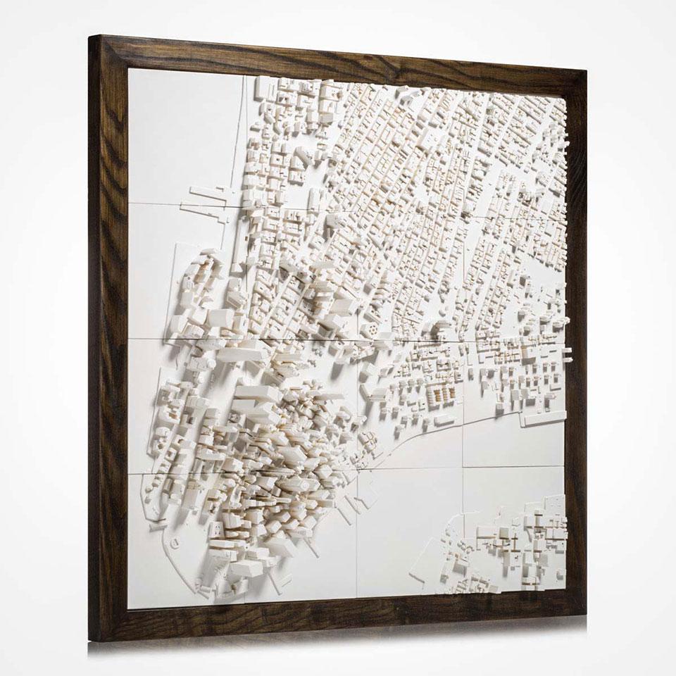 Chisel & Mouse Cityscapes