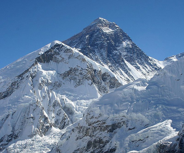 The Logistics of Climbing Everest