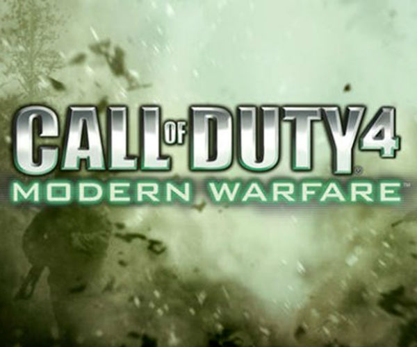Deal: Call of Duty 4 Mac