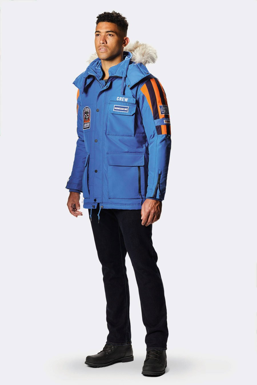 Columbia Star Wars Empire Crew Parka