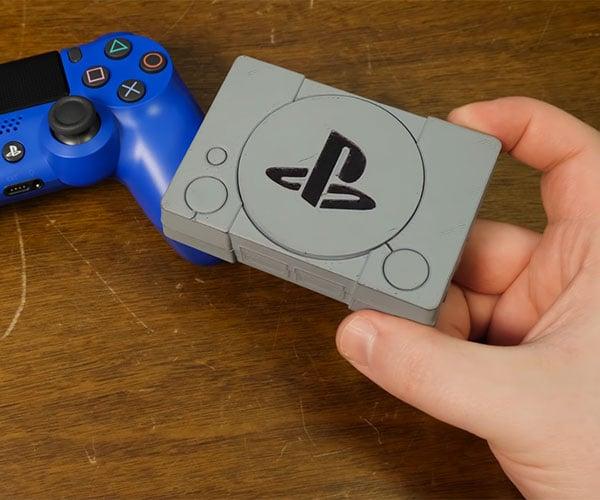 DIY PlayStation Classic