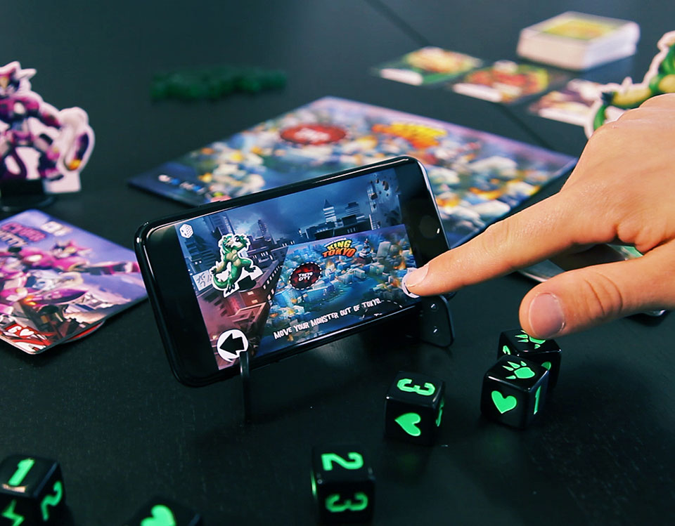 Dized Board Game Companion App