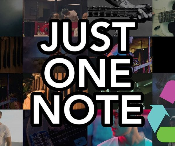Eclectic Method: Just One Note