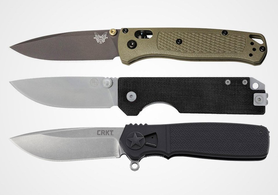 2018 Readers Choice: EDC Knives
