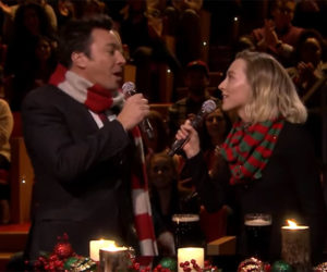 Jimmy & Saorise: Fairytale of New York