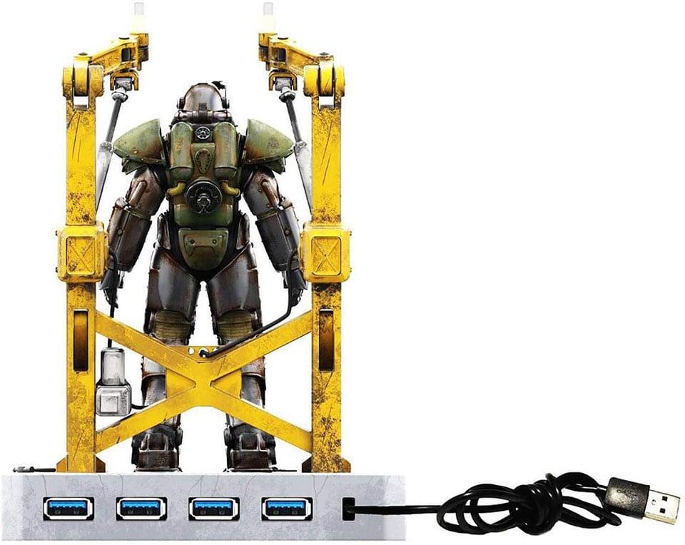 Fallout Power Armor USB Hub