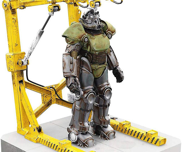 Fallout Power Armor USB Hub