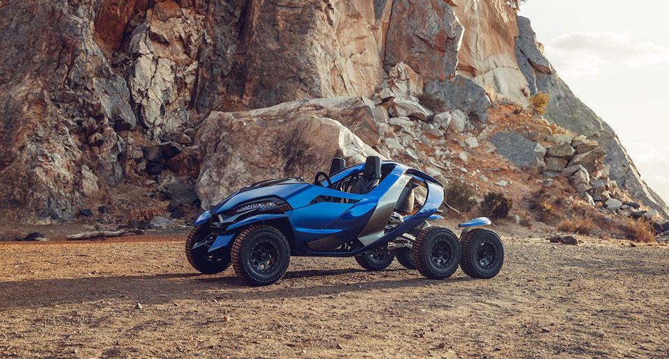 Ferox Azaris ATV