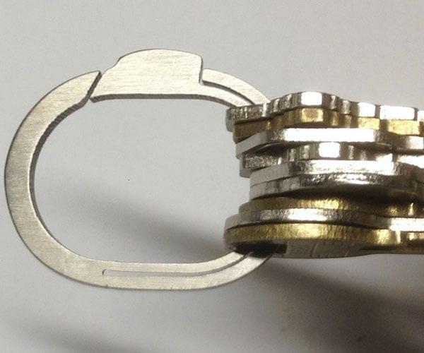 GO-Ring Keyring