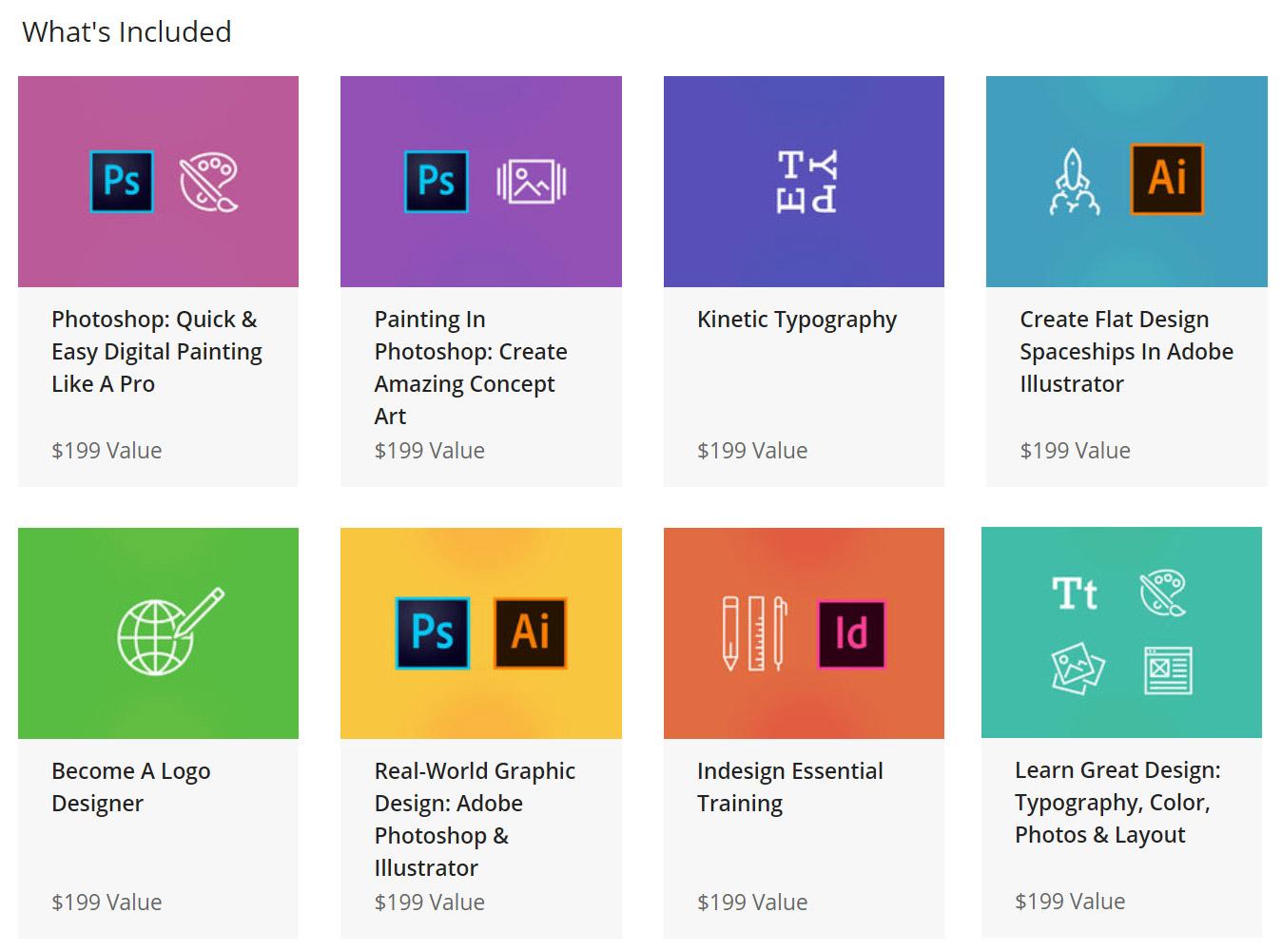 Ultimate Graphic Design Bundle 2018