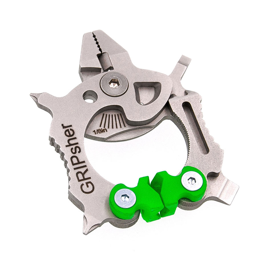 GRIPsher Multitool