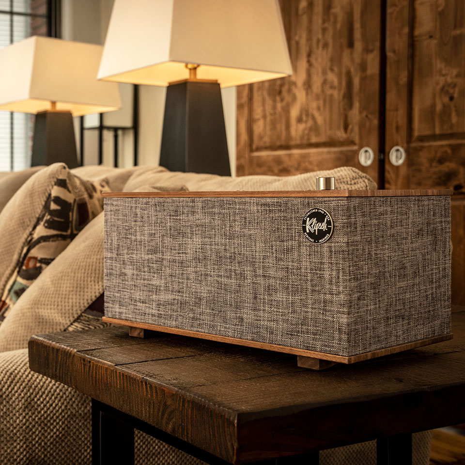 Klipsch The Three w/Google Assistant