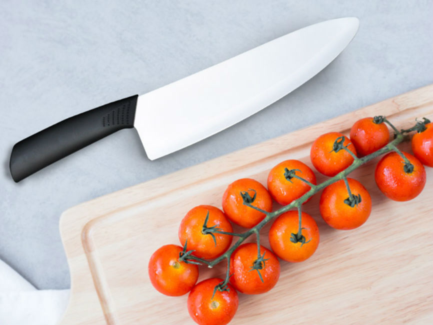 Super-Sharp Kitchen Knives