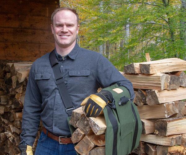 WoodOx Firewood Sling