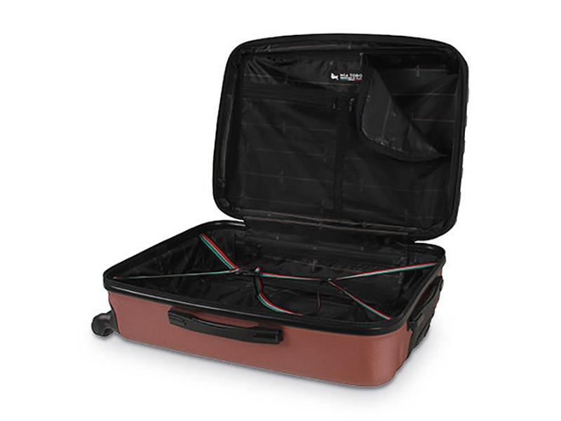 Mia Toro 3-Piece Luggage Set