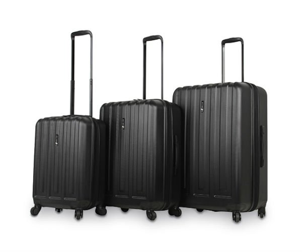 Mia Toro 3-Piece Luggage Set