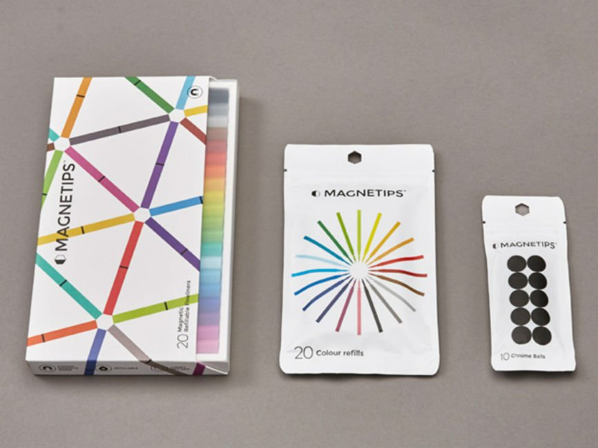 Magnetips Magnetic Coloring Pens