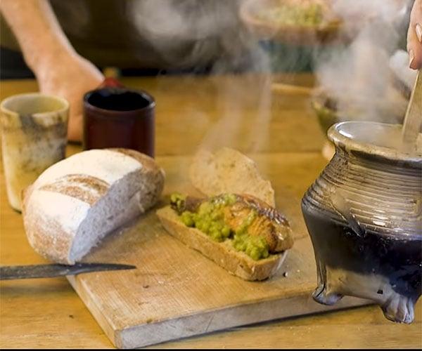 Medieval Peasant Food